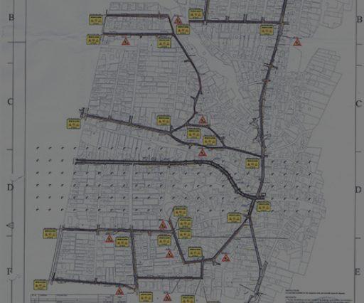 Urmărirea comportării în timp construcții și instalații